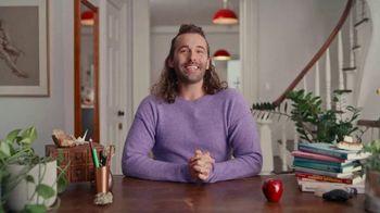 Skillshare TV Spot, 'Self-Care Wisdom' Featuring Jonathan Van Ness - 314 commercial airings