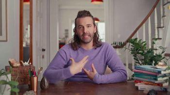 Skillshare TV Spot, 'Self-Care Wisdom' Featuring Jonathan Van Ness - Thumbnail 1