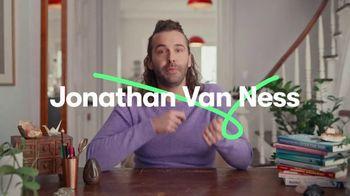 Skillshare TV Spot, 'Self-Care Wisdom' Featuring Jonathan Van Ness - Thumbnail 2