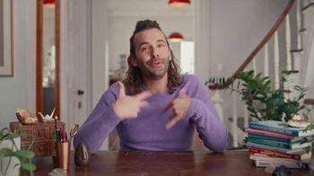 Skillshare TV Spot, 'Self-Care Wisdom' Featuring Jonathan Van Ness - Thumbnail 3
