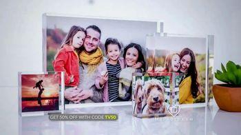 MyPhoto Acrylic Blox TV Spot, 'Works of Art: 50% Off Second Item'