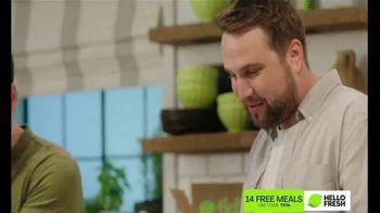 HelloFresh TV Spot, 'Ryan and Ramsey: 14 Free Meals'