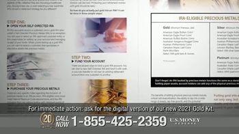 U.S. Money Reserve TV Spot, 'Big Haul' Featuring Chuck Woolery - Thumbnail 8