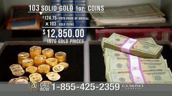 U.S. Money Reserve TV Spot, 'Big Haul' Featuring Chuck Woolery - Thumbnail 3
