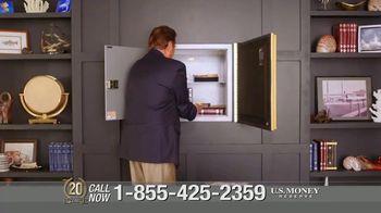 U.S. Money Reserve TV Spot, 'Big Haul' Featuring Chuck Woolery - Thumbnail 4