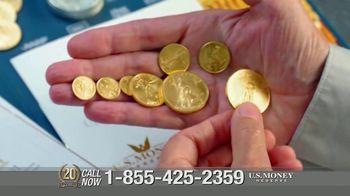 U.S. Money Reserve TV Spot, 'Big Haul' Featuring Chuck Woolery - Thumbnail 5