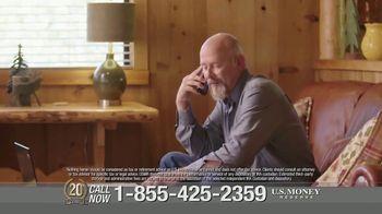 U.S. Money Reserve TV Spot, 'Big Haul' Featuring Chuck Woolery - Thumbnail 7