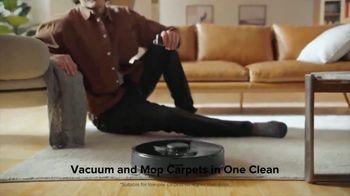 Roborock S7 TV Spot, 'Ultrasonic Carpet Recognition' - Thumbnail 6