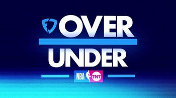 FanDuel TV Spot, 'NBA on TNT: Over/Under: $100,000' - Thumbnail 2