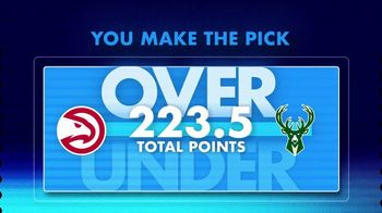 FanDuel TV Spot, 'NBA on TNT: Over/Under: $100,000' - Thumbnail 5