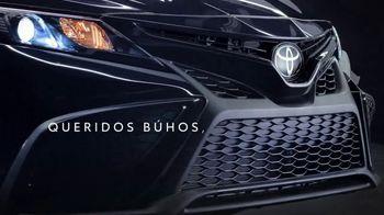 Toyota TV Spot, 'Queridos búhos' [Spanish] [T2] - 4 commercial airings