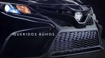 Toyota TV Spot, 'Queridos búhos' [Spanish] [T2] - Thumbnail 2