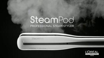 L'Oreal Paris Hair Care SteamPod TV Spot, 'World's Best Straightener' - Thumbnail 4