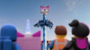 LEGOLAND California Resort TV Spot, 'LEGO Movie World: McDonald's Ticket'