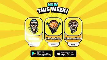Pocket Mortys TV Spot, 'Wine Morty, Mr. Nimbus and Gardener Morty' - Thumbnail 5