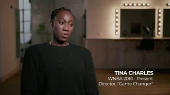 Olay TV Spot, 'Queen Collective: Game Changer' Featuring Tina Charles - 3 commercial airings