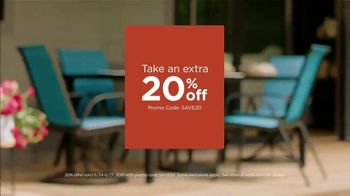Kohl's TV Spot, 'Make the Most of Summer Fun: Extra 20% Off' Song by Oh, Hush! - Thumbnail 8