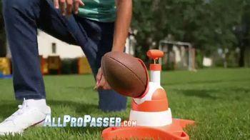 All-Pro Passer Robotic Quarterback: Pump, Press and Pass thumbnail