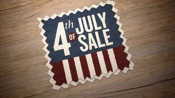 La-Z-Boy 4th of July Sale TV Spot, \'Save 30% on Everything\'