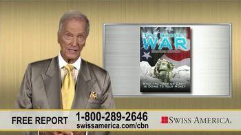 Swiss America TV Spot, 'Cash-Free Future' Featuring Pat Boone