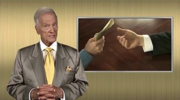 Swiss America TV Spot, 'Cash-Free Future' Featuring Pat Boone - Thumbnail 2