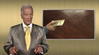Swiss America TV Spot, 'Cash-Free Future' Featuring Pat Boone - Thumbnail 3