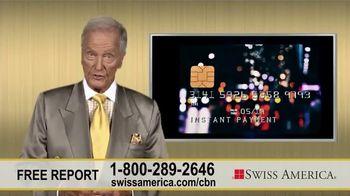 Swiss America TV Spot, 'Cash-Free Future' Featuring Pat Boone - Thumbnail 8