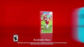 Nintendo Switch TV Spot, 'Mario Golf: Super Rush: Adventure With Friends or Frenemies' - Thumbnail 10
