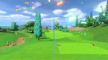 Nintendo Switch TV Spot, 'Mario Golf: Super Rush: Adventure With Friends or Frenemies' - Thumbnail 2