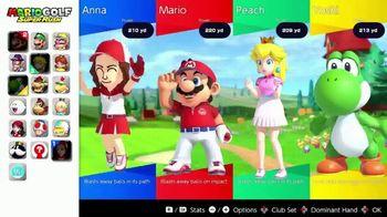 Nintendo Switch TV Spot, 'Mario Golf: Super Rush: Adventure With Friends or Frenemies' - Thumbnail 8