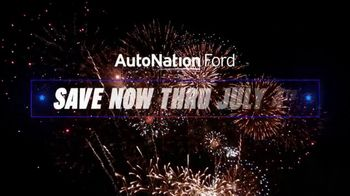 AutoNation Ford TV Spot, '4th of July: Great Selection' - Thumbnail 3