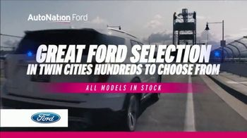 AutoNation Ford TV Spot, '4th of July: Great Selection' - Thumbnail 5
