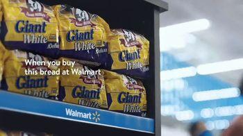 Walmart TV Spot, 'Bread' Song by JD McPherson