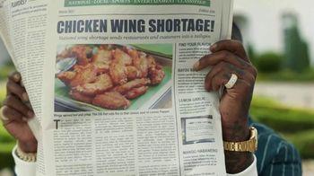 Wingstop TV Spot, 'Thighstop Thigh Boss' Featuring Rick Ross - Thumbnail 2