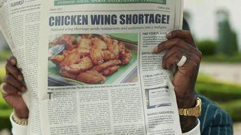 Wingstop TV Spot, 'Thighstop Thigh Boss' Featuring Rick Ross - Thumbnail 3