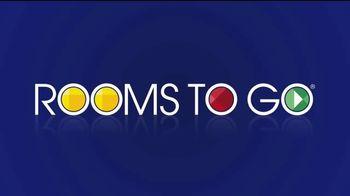 Rooms to Go Increíbles Ofertas del 4 de Julio TV Spot, 'Camas tapizadas' [Spanish] - Thumbnail 1