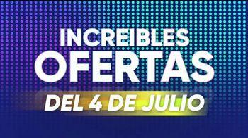 Rooms to Go Increíbles Ofertas del 4 de Julio TV Spot, 'Camas tapizadas' [Spanish] - Thumbnail 2