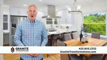 Granite Transformations TV Spot, 'Our New Kitchen' - Thumbnail 1