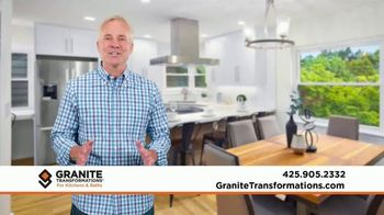 Granite Transformations TV Spot, 'Our New Kitchen' - Thumbnail 3