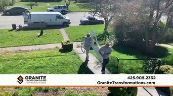 Granite Transformations TV Spot, 'Our New Kitchen' - Thumbnail 4