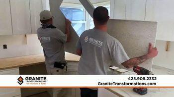 Granite Transformations TV Spot, 'Our New Kitchen' - Thumbnail 7