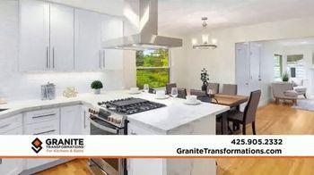 Granite Transformations TV Spot, 'Our New Kitchen' - Thumbnail 8