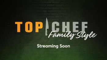Peacock TV TV Spot, 'Top Chef: Family Style' - Thumbnail 10