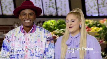 Peacock TV TV Spot, 'Top Chef: Family Style' - Thumbnail 4