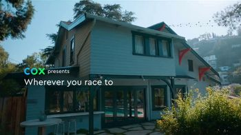 Cox Communications Panoramic WiFi TV Spot, 'Wherever You Race To' Song by Brook Benton