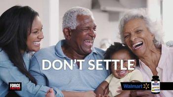 Force Factor Prostate Advanced TV Spot, 'Tired Night: Walmart'