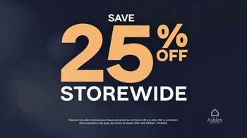Ashley HomeStore Midnight Madness TV Spot, 'Save 25% Storewide' - Thumbnail 3