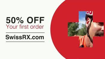 Swiss RX TV Spot, 'Mountain Biking: 50% Off First Order' - Thumbnail 8