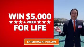 Publishers Clearing House TV Spot, '$5,000 a Week for Life: Thank You' - Thumbnail 8