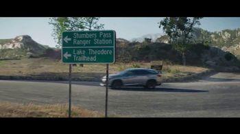 Lexus Golden Opportunity Sales Event TV Spot, 'Hybrid: No Signal' [T1]